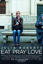 Eat Pray Love DVD Cover
