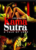 Kama Sutra: A Tale of Love DVD cover