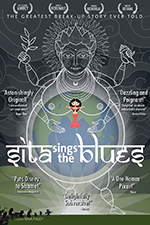 Sita Sings the Blues (2008) DVD cover
