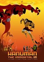 Hanuman the Immortal - II movie poster